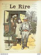 """REVUE """"LE RIRE""""-1904- 59-CARDONA GERBAULT ROUBILLE JEANNIOT LEANDRE - 1900 - 1949"""