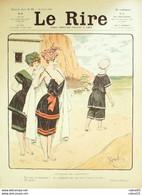 "REVUE ""LE RIRE""-1903- 25-GERBAULT CARLEGLE BURRET HUARD AVELOT FAIVRE GUY - 1900 - 1949"