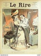 "REVUE ""LE RIRE""-1903- 21-GOTTLOB GOSE GERBAULT VILLON GRANDJOUAN FAIVRE N - 1900 - 1949"