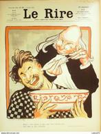 "REVUE ""LE RIRE""-1903- 18-VILLEMOT ROUBILLE HUARD GERBAULT GOSE METIVET - 1900 - 1949"