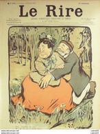 """REVUE """"LE RIRE""""-1902-379-AVELOT FAIVRE GERBAULT METIVET RABIER FAU FRONT - 1900 - 1949"""