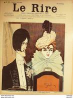 """REVUE """"LE RIRE""""-1900-291-GERBAULT HUARD FAIVRE AVELOT METIVET ROUVEYRE - 1900 - 1949"""