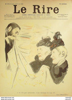 "REVUE ""LE RIRE""-1898-172-HERMANN METIVET RABIER - 1900 - 1949"