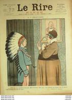 """REVUE """"LE RIRE ROUGE""""-1917-160-A L'AMERICAINE-GERBAULT GENTY JEANNIOT JOUENNE - 1900 - 1949"""