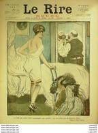 """REVUE """"LE RIRE ROUGE""""-1916- 92-FAIVRE BAILLE GERBAULT PAVIS HUARD ARMENGOL - 1900 - 1949"""