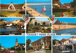 CPSM Le Touquet-Paris-Plage-Multivues    L57 - Le Touquet