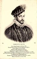 Familles Royales : /  CHARLES  IX     /LOT 4111 - Case Reali