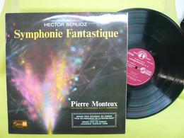 Hector Berlioz - 33t Vinyle - Symphonie Fantastique - Klassiekers