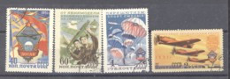 0m  -  Russie  :  Yv  1576-79  (o) - Used Stamps