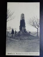QOERTH - Monument Du Colonel Henri De Lacarre - Woerth