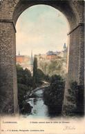Luxembourg -  L' Alzette Entrant Dans La Vallée De Clausen - Edit : P.C. Schoren N° 20 - Luxemburg - Stad