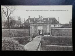 NEUF BRISACH -porte De Colmar - Neuf Brisach