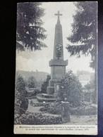 Monument Des Soldats Français Blessés A La Bataille De FROESCHILLER Et Morts Aux Ambulances De KEIENSHOFFEN - Andere Gemeenten