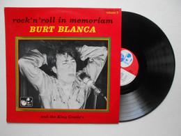 BURT BLANCA – Rock'n'roll In Memoriam – 33 Tours (Lot 172) - Rock