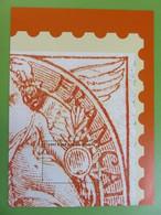 Feuillet Gommé Phil@poste Reproduisant Le Timbre Type Blanc De 1900 - Quart Supérieur Droit - Neuf - Philaposte - Documentos Del Correo