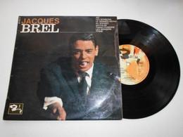 JACQUES BREL (Mathilde - Jef + 6) Vinyle 33 Tours 25 Cm - TTB (Lot 140) - Andere - Franstalig