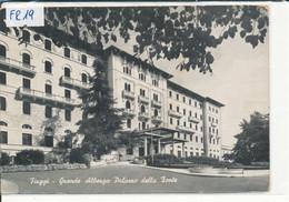 FROSINONE- FIUGGI GRAND ALBERGO PALAZZO DELLA FONTE - Frosinone