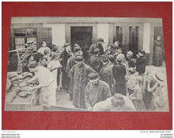 MILITARIA  FRANCE - GUERRE 1914-1918 - Prisonniers Français à Gmünd  (Wurtemberg) - Guerra 1914-18