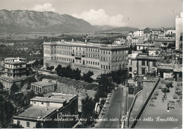 FROSINONE- EDIFICIO SCOLASTICO PIETRO TIRAVANTI - Frosinone