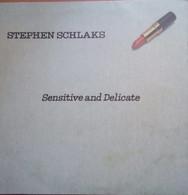 LP 33 Stephen Schlaks - Sensitive And Delicate BR 56000 1979 (45) - Zonder Classificatie