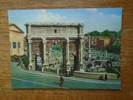Italie , Roma , Arco Di Settimio Severo - Other Monuments & Buildings