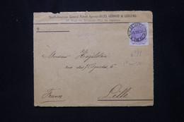 BRÉSIL - Devant D'enveloppe Commerciale De Rio De Janeiro Pour La France En 1893 - L 79912 - Briefe U. Dokumente