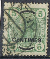 Sello De CRETA, Ocupacion Austriaca, Yvert Num 12 º - Eastern Austria