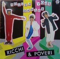 LP 33 Ricchi E Poveri – Voulez Vous Danser - Baby BR 56057 (61) - Andere - Italiaans