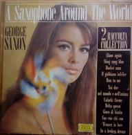 LP 33 George Saxon – A Saxophone Around The World - 2 Raccolta (62) - Instrumentaal