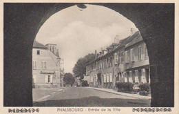 """1947  Phalsbourg  """" Entrée De La Ville """" - Phalsbourg"""
