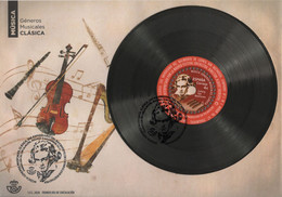 Spain (2020) - FDC - / Music - Beethoven - UNUSUAL Sound - Musik