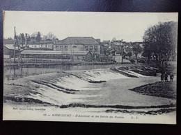 16. MIRECOURT - L Abattoir Et Les Bords Du Madon - Mirecourt