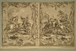 DEGMAIR Philipp Andreas. (Allemagne 1711 – 1783) - Prenten & Gravure