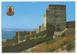 {84115} Gibraltar Morish Castle , Castillo Moro - Gibraltar