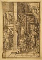 Christoffel Van Sichem II (ca. 1581–1658) Gravure Sur Bois - Prenten & Gravure