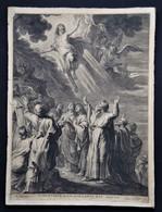 Schelte Adams Bolswert (1586-1659) D'après Peter Paul Rubens - Prenten & Gravure