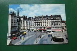 A 3 / NANTES  PLACE DU COMMERCE  ECRITE EN 1964  44 LOIRE ATLANQUE - Nantes