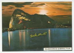 {84122} Gibraltar Algeciras , Peñón Noche - Gibraltar