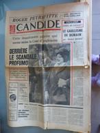 LE NOUVEAU CANDIDE HEBDOMADAIRE 13-19 JUIN 1963 - 1950 - Nu