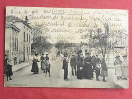 CPA VOSGES 88 MIRECOURT- AVENUE JEANNE D'ARC - Carte Postale Ancienne - Mirecourt