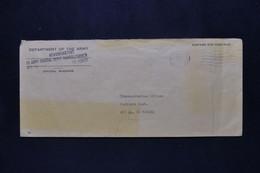 FRANCE / USA - Enveloppe De Poitiers Pour La Base Américaine à Poitiers En 1963.- L 79933 - 1961-....