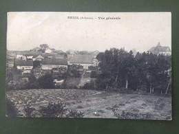 SEUIL - Vue Générale-cachet D'Ambly-Fleury - Otros Municipios