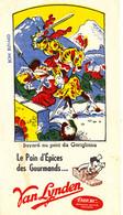 BU 2065 /   BUVARD-   LE PAIN D'EPICES VAN LYNDEN   ( 20,00 Cm X 11,00 Cm ) - Gingerbread