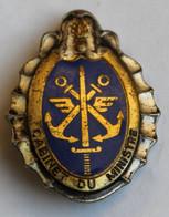 Insigne Militaire émaillé Cabinet Du Ministre G 2984 Drago Gendarmerie - Policia