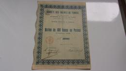 SALINES DE TUNISIE (1905) - Zonder Classificatie