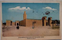 Exposition Coloniale De Marseille 1922 - Palais Du Maroc -  Collection Banania - Exposiciones Coloniales 1906 - 1922