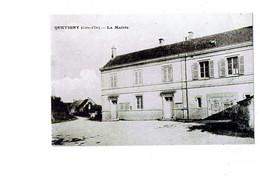 Reproduction - 21 - Côte D'Or - QUETIGNY - Place De La Mairie - - Andere Gemeenten