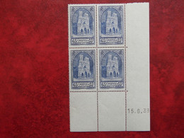 FRANCE COINS DATES 399 NEUFS SANS CHARNIERE NI TRACE  TRES FRAIS - 1930-1939