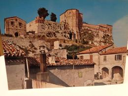 Cartolina   Montebello Di Torriana Frazione Del Comune Di Poggio Torriana, In Provincia Di Rimini, Castello - Rimini