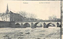 CPA12 Aveyron Vabres Le Pont Et L'Evêché - Vabres